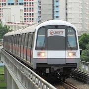SG MRT Map (Offline)