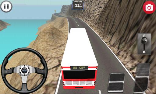 Bus Speed Driving 3D ss2
