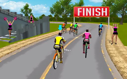 BMX Cycle Freestyle Race 3d apkmind screenshots 10