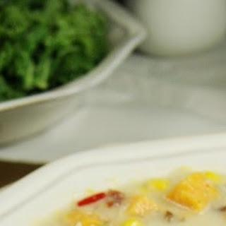 Chipotle Sweet Potato Chowder