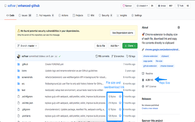 Enhanced GitHub