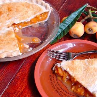 Loquat Pie.