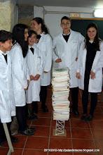 Photo: 2º A-GRUPO 1 (74 libros y aún no se rompe)