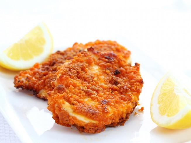 Baked Ranch Parmesan Chicken Recipe