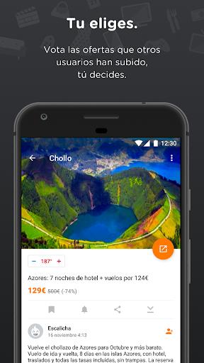 Chollometro – Chollos, ofertas y cosas gratis 5.18.03 screenshots 2