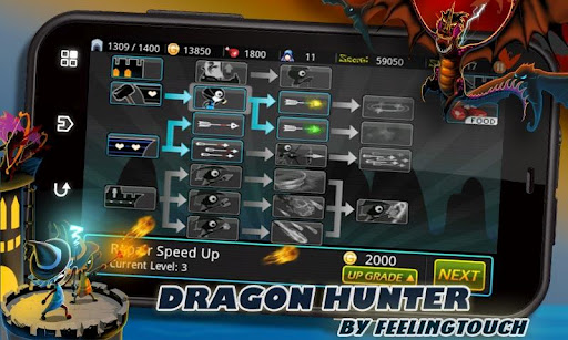 Dragon Hunter screenshot 3