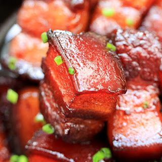 Hong Shao Rou—SuShi(Red Braised Pork Belly) Recipe
