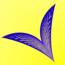 Photo: Blue Wings
