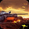 Urban Tank War 3D icon