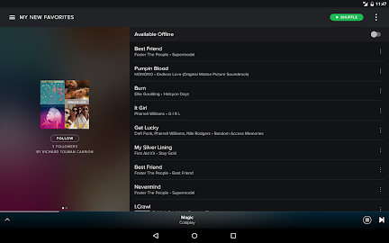 Spotify Music Screenshot 6