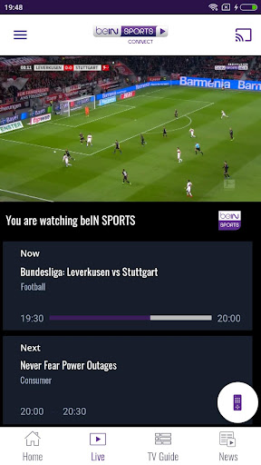 beIN SPORTS CONNECT Apk 2