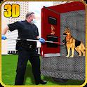 Crazy Dog Animal Transport 3D icon