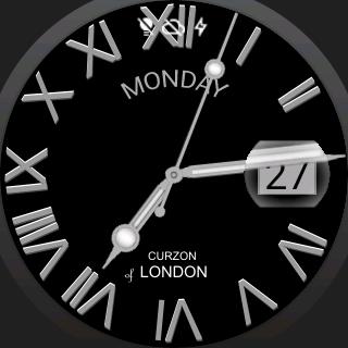Date Bubble Watch