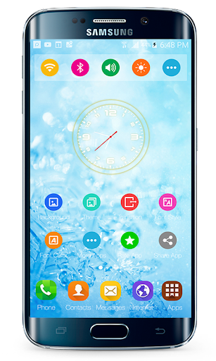 Oppo F11 Pro Launcher Theme ss2