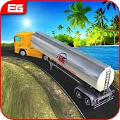 Oil Tanker Transporter : Supply Truck