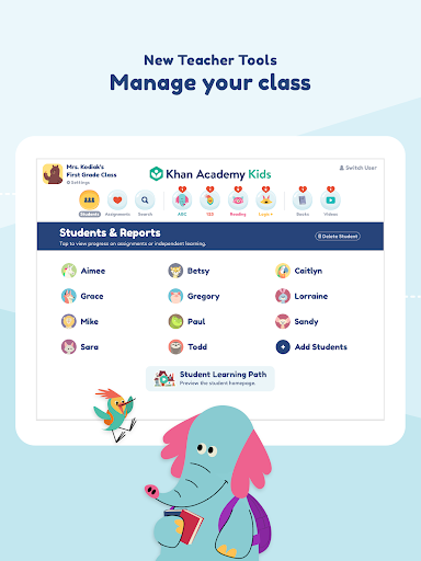 Khan Academy Kids: Free educational games & books 3.5.3 screenshots 15