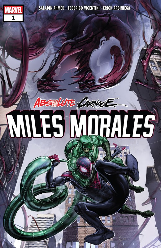 Absolute Carnage: Miles Morales (2019) - complete