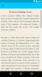 Natural Treatments For Psoriasis - náhled