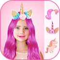 Unicorn Photo icon