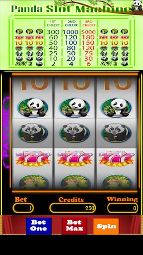 Lucky Panda Slots : 777 Casino