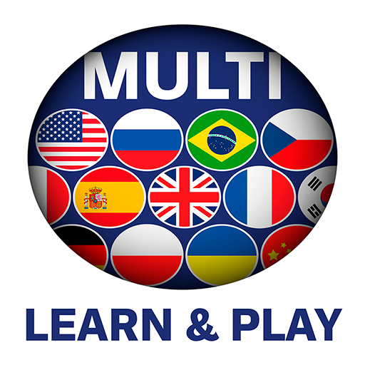 Learn and play MULTI lingual + (app)