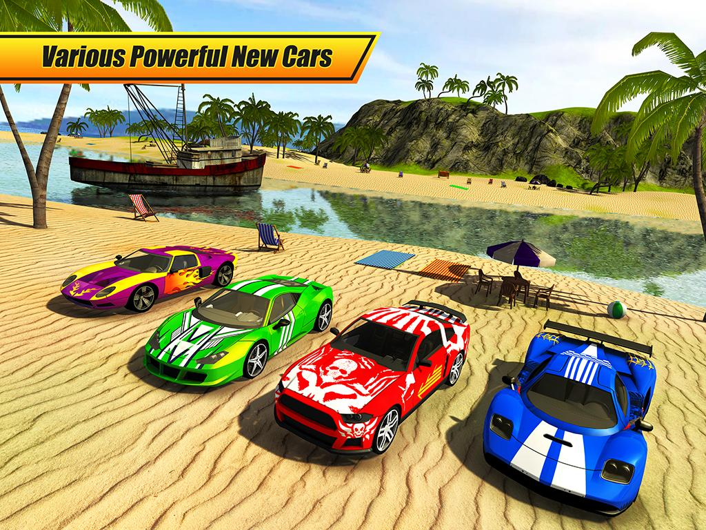 Beach Water Surfer Bike Racing Android Apps On Google Play