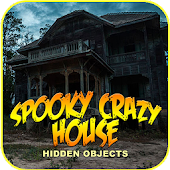 Hidden Objects: Spooky Crazy House