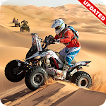 Quad Bike Racing Mania 3D Icon