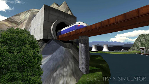 Euro Train Simulator  gameplay | by HackJr.Pw 4