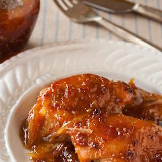 Dijon Fig Chicken