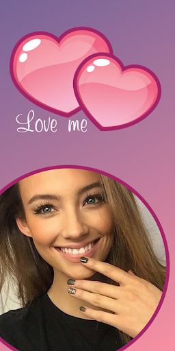 Love me - Girls chat online  screenshots 1