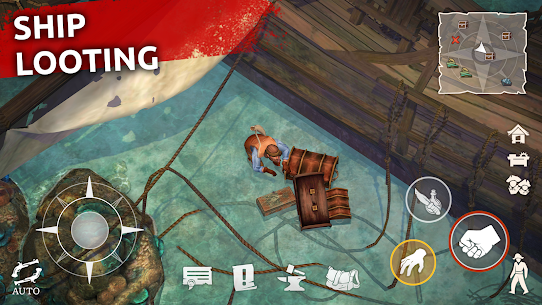 Mutiny Pirate Survival RPG MOD APK 2