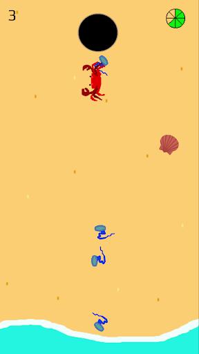 Crab Grab 1.1.3.1 screenshots 4