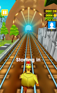 Subway Surf: Bus Rush Deluxe 3D - náhled