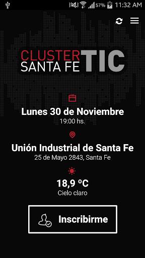 Cluster TIC Santa Fe