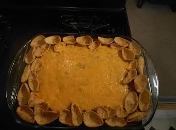 Warm the heart chili cheese bake