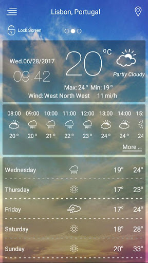 Weather 1.23.306 screenshots 5