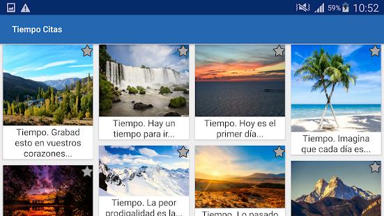 Download Tiempo Citas y frases famosas For PC Windows and Mac apk screenshot 7