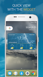 Weather & Radar – Free 5