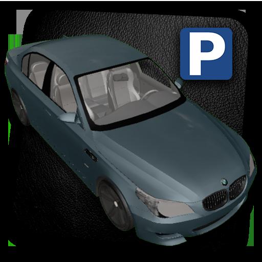 軍事快速停車場 模擬 LOGO-玩APPs