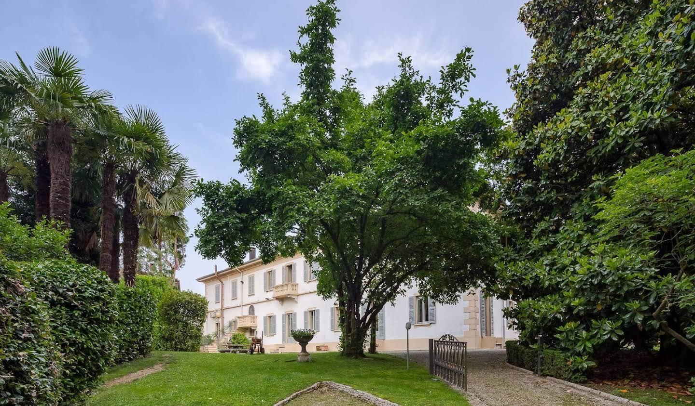 Villa avec jardin et terrasse Besana in Brianza