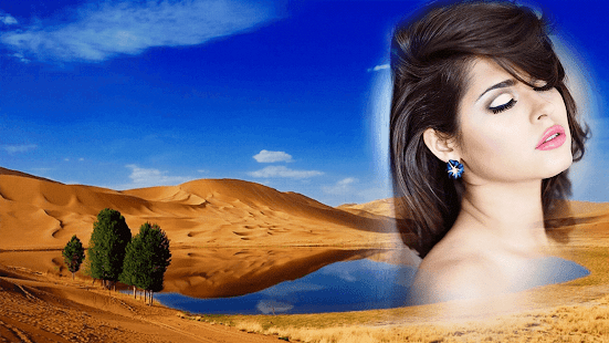 Desert Photo Frames 2017 - náhled