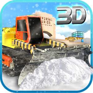 Snow Plow Truck Simulator 3D for PC and MAC