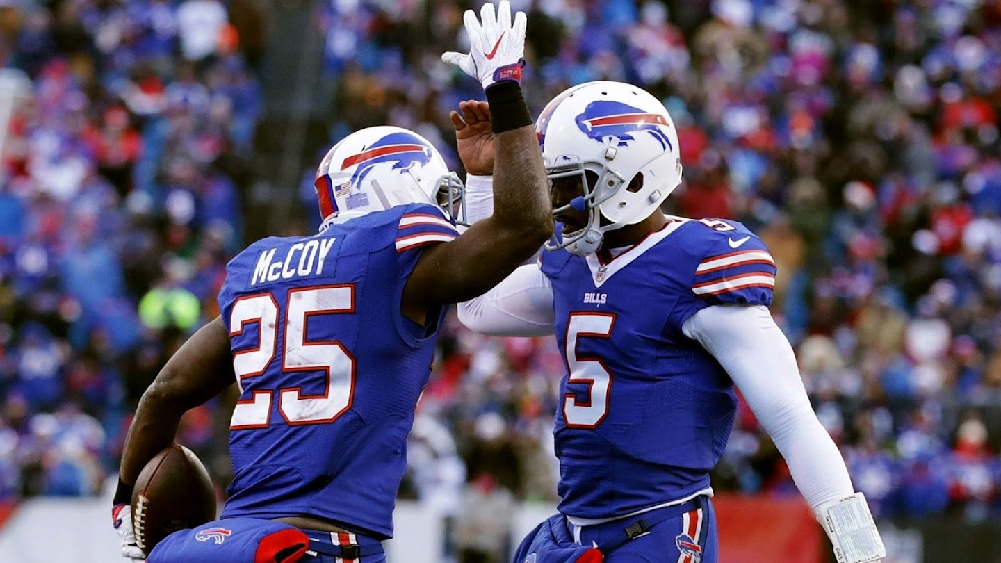 Watch Buffalo Bills: New Era live