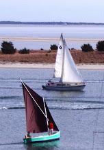 Photo: Sailing in Bulkhead Channel