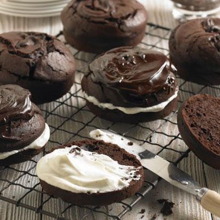 Dark Chocolate and Parsnip Cakes Recipe