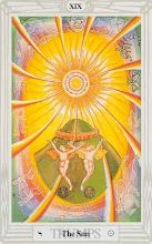 Photo: .XIX. The Sun - O Sol Thoth Tarot Crowley