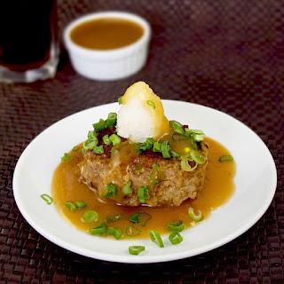 Japanese Salisbury Steak