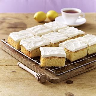 Honey and Lemon Cake