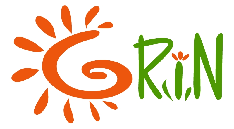 Growing in Nature GRIN Logo